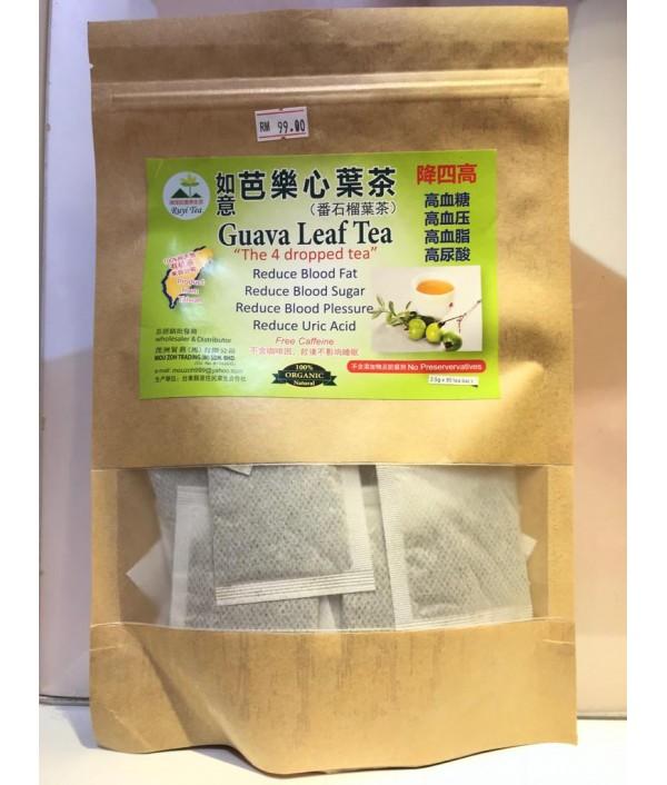 芭乐心叶茶 (2.5G X 30茶包)